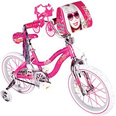 Cool Bikes For Girls quot Barbie Girls Bike