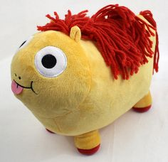 Fat Pony Plush Friend
