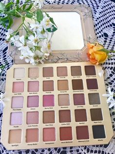 Too Faced Natural Love Eyeshadow Palette