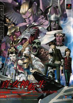 Shin Megami Tensei: a Game of Consequences