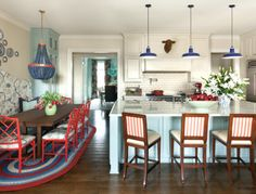Before and After: Cooking Up a Farmhouse Look