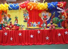 Fiestas: Decoracion de Cumpleaños
