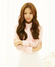 naeun ♡ apink japan blog profile update