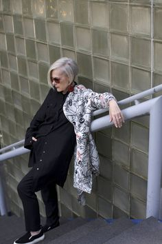 """""""Zady Lady: Meet Accidental Icon Lyn Slater"""" on #Zady #Features #Stories"""