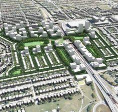Diseño urbanístico - solución a la necesidad de habitar.