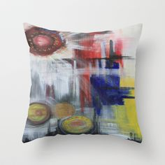 Begging Throw Pillow by sladja - $20.00 Tie Dye Skirt, My Design, Throw Pillows, Fashion, Moda, Toss Pillows, Cushions, Fashion Styles, Decorative Pillows