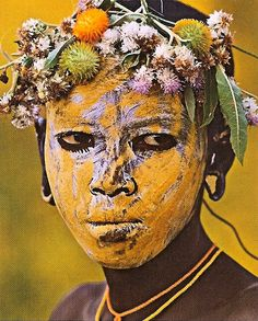 Les Peuples de L'Omo, Hans Silvester http://funguerilla.com/hans-silvester-and-people-from-omo-valley/