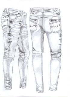 Starting An Online Boutique, Clothing Store Design, Motorcycle Jeans, Types Of Jeans, Fashion Figures, Denim Pants Mens, Gucci, Denim Outfit, Fashion Sketches