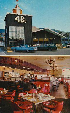 4 B's Restaurant - Missoula, Montana