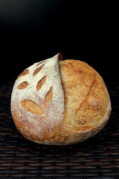 Vadkovászsuli: Videós sütögetés, öreg tésztás kovászos kenyér, al... Sourdough Bread, Bread Recipes, Food Photography, Bakery, Food And Drink, Breads, Drinks, Bread, Yeast Bread