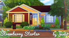 This just a quick CC-free starter I built - it's only partially furnished but it…