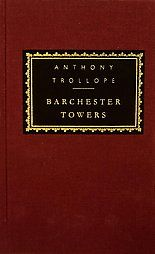 Barchester Towers by Anthony Trollope (Everyman's Library edition)