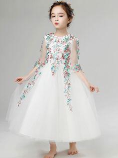 8e4c7384b 7 Best kids long dress images