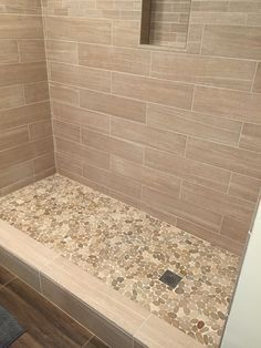 Tile a shower floor full size of bathroom tile ideas wall marble white black images ideas . tile a shower floor gray shower tile bathroom shower tile ideas Beige Bathroom, Master Bathroom, Shower Bathroom, Glass Bathroom, Bathroom Small, Condo Bathroom, Shower Walls, Master Baths, Basement Bathroom