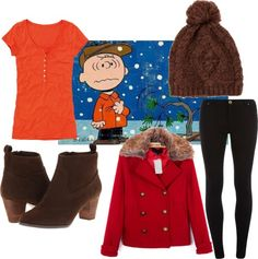 """""""Charlie Brown"""" by jboothyy on Polyvore"""