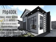 Small Modern House Plans, Small House Design, How To Plan, Bedroom, Outdoor Decor, Youtube, Home Decor, Houses, Decoration Home