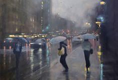 Rainy Cityscapes