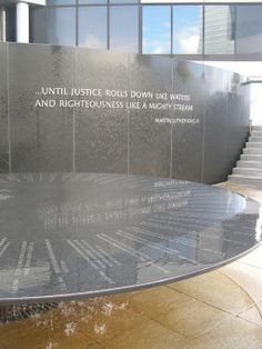 Maya Lin - The Civil Rights Memorial
