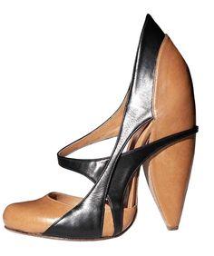 48d6e0f0e13aaa Conquering Vertigo Clementine Shoes Spring 10 Orange Heels