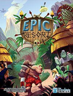 Epic Resort Board Game