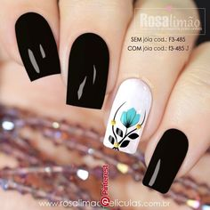 70 stunning stylish spring nail designs and ideas 058 Cute Acrylic Nails, Cute Nails, Pretty Nails, Fabulous Nails, Perfect Nails, Nail Designs Spring, Nail Art Designs, Nail Manicure, Gel Nails