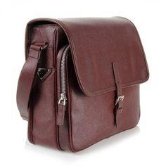 Prada shoulder leather bag with flap (art.VA0982 9Z2 F0403 00 2)