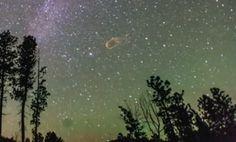 OVNI Hoje!…Meteoro atinge a atmosfera e explode - OVNI Hoje!...