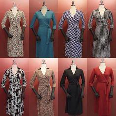#dvf #wrapdress #reddress #prints #work