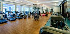 Fitness Center in Vogue Hotel Bodrum