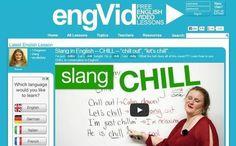 engVid, cientos de vídeos para aprender y perfeccionar tu inglés