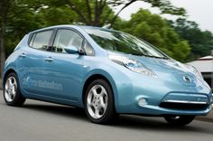 Nissan embraces contextual ads for Nissan Leaf electric car