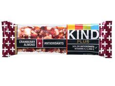 1. Going for a fun-size candy bar? Grab a KIND Mini Cranberry Almond Bar instead.