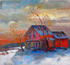 Alan Wolton, 1934 | Impressionist painter