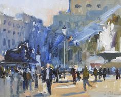 David Atkins, Spring in Trafalgar Square