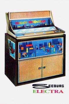 seeburg electra jukebox | Flickr - Photo Sharing!