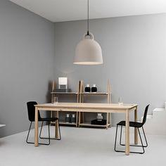 Buy the Normann Copenhagen Bell Pendant Light   Utility Design