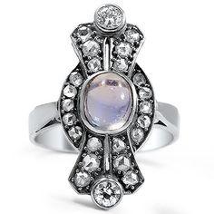 Platinum The Kohana Ring from Brilliant Earth