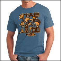 Awesome Kick! Guys TAEKWONDO T-SHIRT - Awesome Kick! - ASST450
