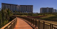 Grand Luxxe walking trails