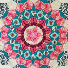 Flossie Teacakes: How to fussy-cut fabric for English paper piecing ...