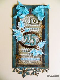 Created by Barbara for the Simon Says Stamp Monday challenge (Finishing Touch) Stamptember 2014