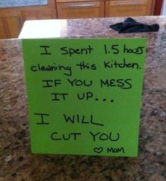 Love Mom :P