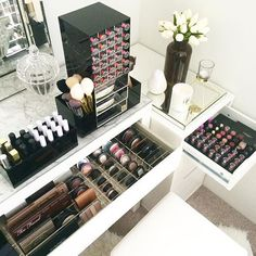 How to Organize Beauty Products in 10 Easy Steps   Daily Makeover