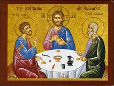 III Domenica di Pasqua anno A. Emmaus, la Parola e il Pane si fanno strada — Arcidiocesi di Bari - Bitonto