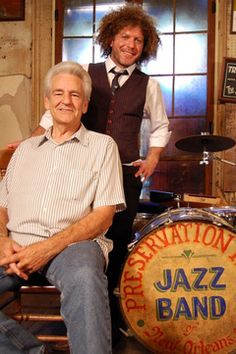 Preservation Hall Jazz Band, Rolling Stones, The Past, American, Music, Style, Musica, Swag, Musik