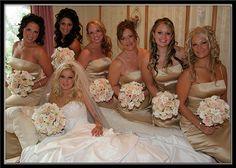 perfect bridesmaids dresses! wooh!