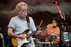 Bob Weir & RatDog Open for The Avett Brothers at Red Rocks (A Gallery)