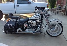 1997 Harley Davidson FLSTS Heritage Springer for sale in Riverside, TradenetCycles Stock ID C145238Y