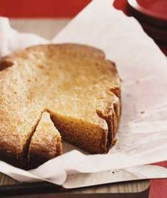 Slow-Cooker Lemon Poppy-Seed Cake recipe