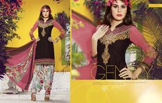 """BellaStiles Presents:-""""Kessi-Zara by Patiala House Vol-3""""  Fabric Details:-TOP:Pure Cotton Cambric, Bottom:Printed Rayon Cotton, Duppatta:Chiffon with Print  To place #Orders : (#USA):610-616-4565, 610-994-1713; (#India):99-20-434261; E-MAIL:market@bellastiles.com, wholesale@bellastiles.com  #Bellastiles #Dresses #DesignerDresses #Fashion #LadiesWear #EthnicWear #Sale #Discounts #Clothing #LadiesApparel #eCommerce #onlineShopping #FreeShipping #BuyOnline"""